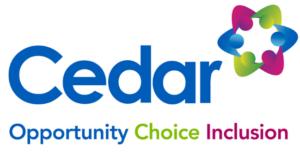 Logo for the Cedar Foundation