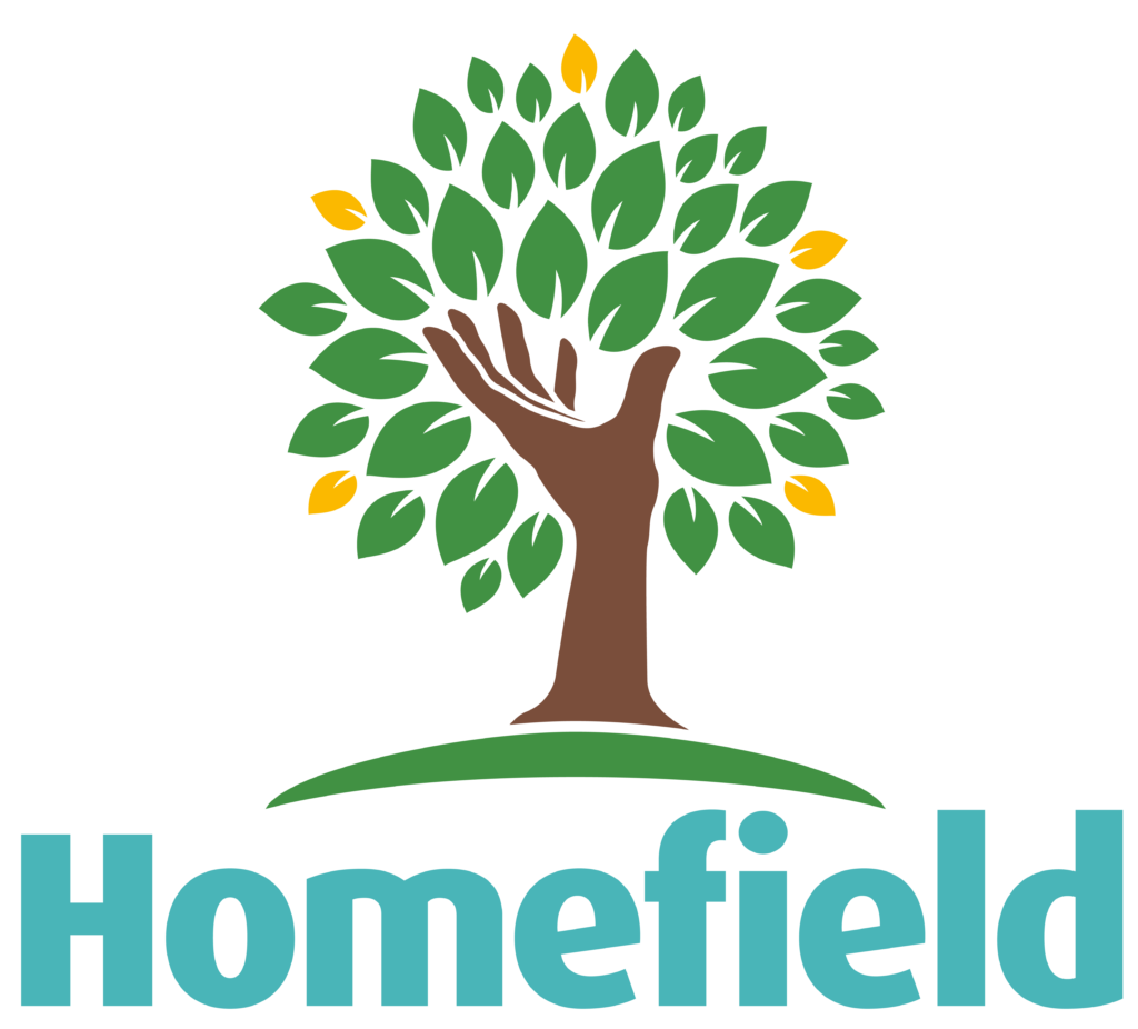 Homefield College logo