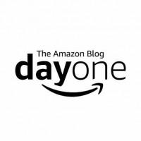 Amazon's day one blog logo